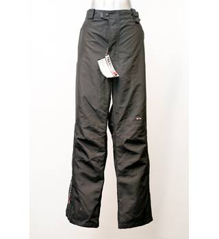 Trespass ski trousers/salopettes brand new with tags - Size: XL - Black - Salopettes