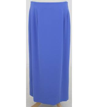 Unbranded - Size: 18 - Long Blue Skirt
