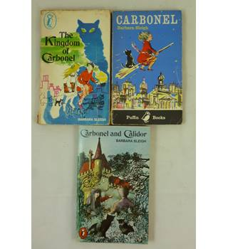Carbonel Trilogy: Carbonel, Kingdom of Carbonel, Carbonel & Calidor
