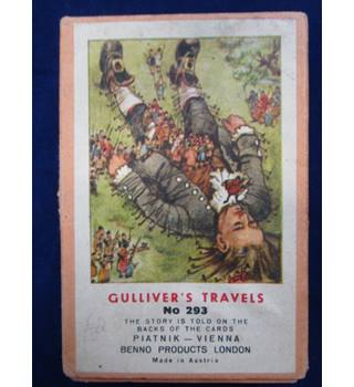 Gulliver's travels Benno products cards Benno