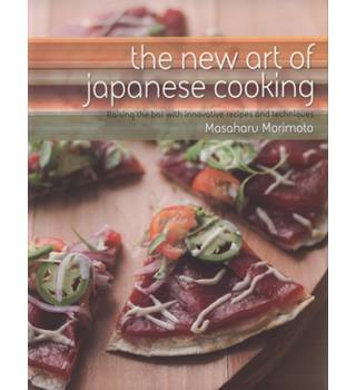The new art of Japanese cooking