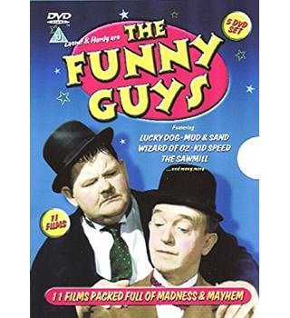 Laurel And Hardy - The Funny Guys U