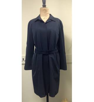 Max Mara - Size: 12 - Blue - Smart jacket / coat