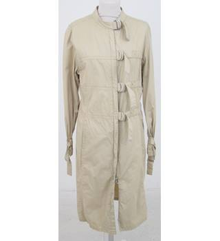 Tommy Hilfiger - Size: L - Beige mac with D Ring Fastenings