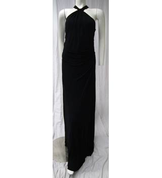 Black Viscose Dress from Coast. Size 16 Coast - Size: 16 - Black