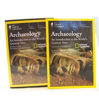 Archaeology. An Introduction to the World's Greatest Sites.