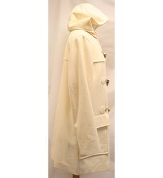 M&S Marks & Spencer - Size: 14 - Cream / ivory - Casual jacket / coat