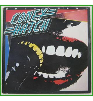 Coney Hatch - Outa Hand - VERL 7