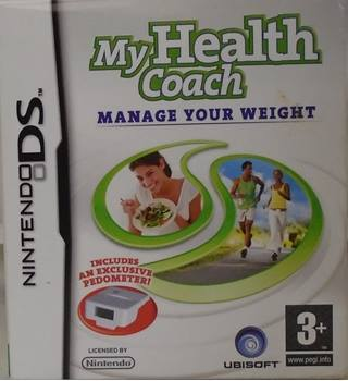 Nintendo DS My Health Coach - Manage Your Weight