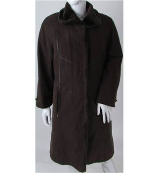 Jacques Vert size: 18 brown casual jacket / coat