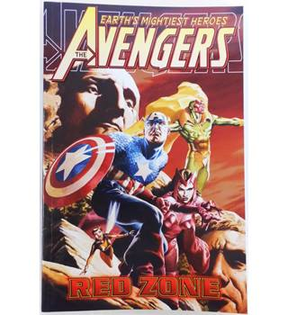 The Avengers: Volume 2 Red Zone