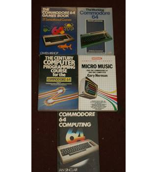 The Century computer programming course for the Commodore 64