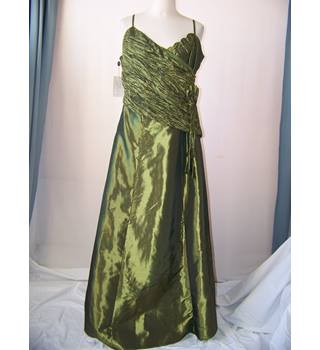 Cherlone - Size: 18/20 - Green - Evening dress