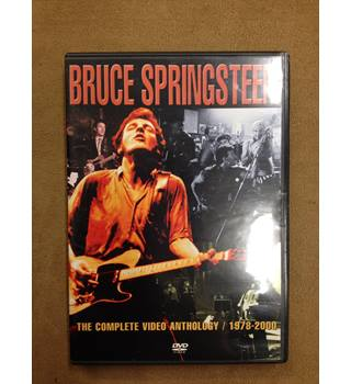 Bruce Springsteen The Complete Video Anthology 1978-2000. DVD Non-classified