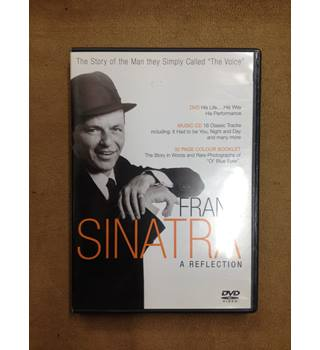 Frank Sinatra A Reflection. DVD and CD. E