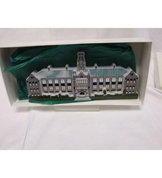 Dillon Hall 1928 Wooden Miniature Ltd Edition