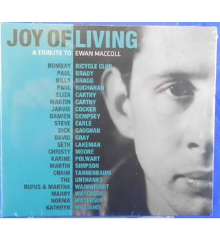 Joy of Living (A Tribute to Ewan MacColl): Various Artists  COOKCD624