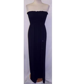 Select - Size: 10 - Black - Long/Maxi dress