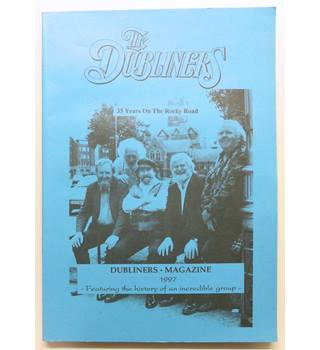 The Dubliners - Magazine : 35 Years On The Rocky Road
