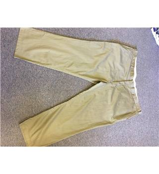 Brown Trousers Williams & Brown - Size: XXXL - Brown - Trousers