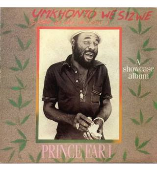 Umkhonto Wesizwe (Spear of Destiny) Prince Far I - TWLP 1013