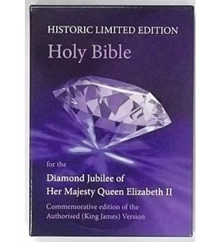 Holy Bible : Diamond Jubilee Edition [2012]