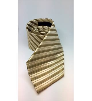 Yves Saint Laurent - Size: One size - Yellow - Tie