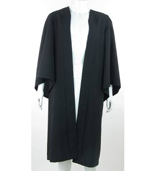 Gray & Son - Size: One Size - Black - Graduation gown