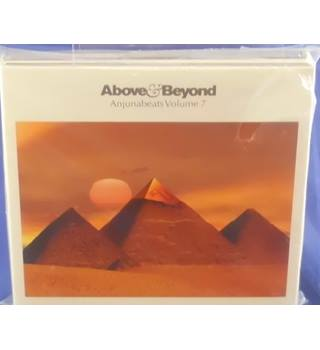 Above & Beyond  ‎– Anjunabeats Volume 7 Various