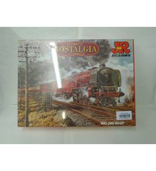 train 500 piece jigsaw (L10)