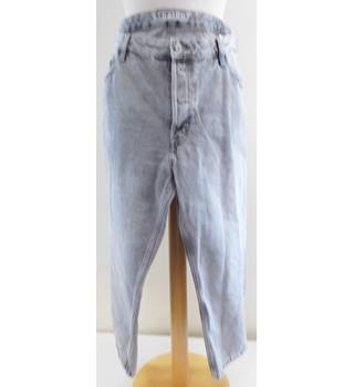 M&S - Size: 18S - Grey - Jeans