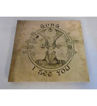 Gong - I See You - CD Album