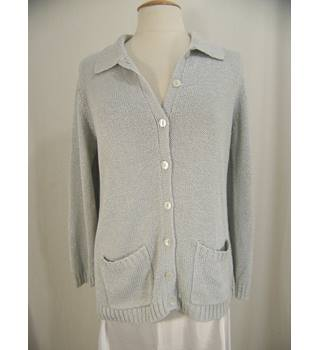 M&S Marks & Spencer - Size: 12 - Grey - Cardigan