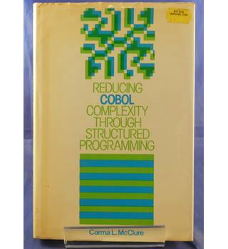 Reducing COBOL complexity through structured programming