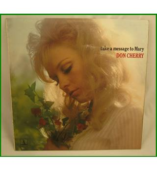 Don Cherry -  Take a Message to Mary - SLP 18109