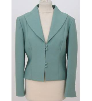 Peggy French Couture - Size: 12 - Green - Jacket