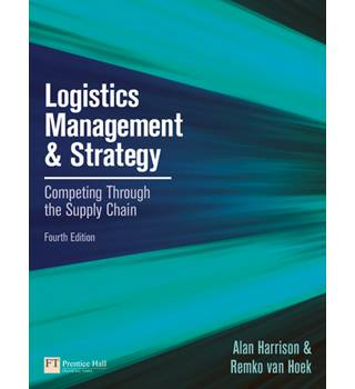 Logistics management and strategy