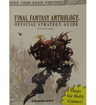Final Fantasy Anthology: Official Strategy Guide