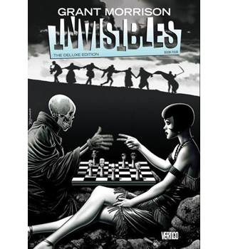 The Invisibles. Book four