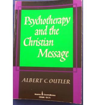 Psychotherapy and the Christian Message