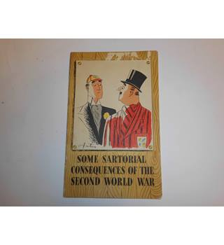 Some Sartorial Consequences Of The Second World War
