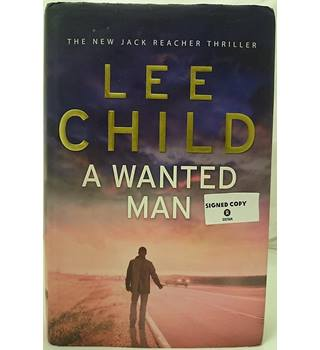 A Wanted Man (Signed Copy)