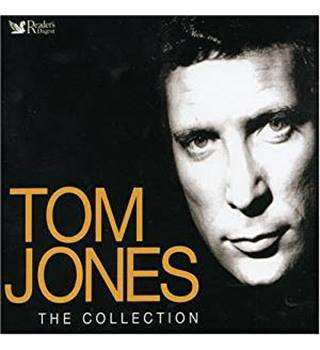 The Collection (Readers Digest) x 4 CD Box Set Tom Jones