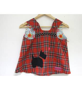 Child's reversible pinafore Tiny Tots Togs - Size: 2 - 3 Years - Multi-coloured - Smock