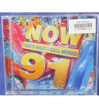 Now That's What I Call Music! 91  - Various