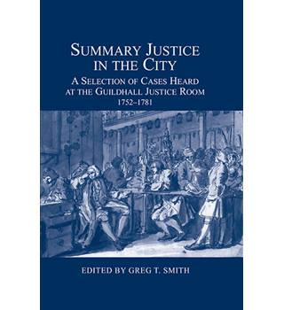 Summary Justice in the City