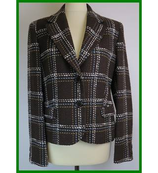 Cane & Cane - Size: 12 - Multi-coloured - Casual jacket / coat