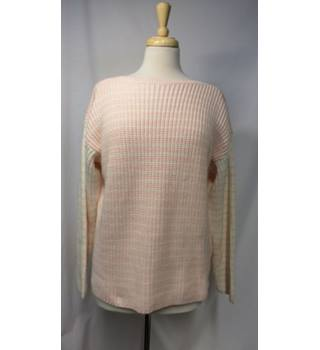 M&S Marks & Spencer - Size: L - Pink - Jumper