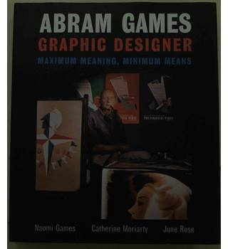 Abram Games, graphic designer