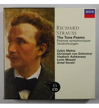 The Tone Poems Richard Strauss